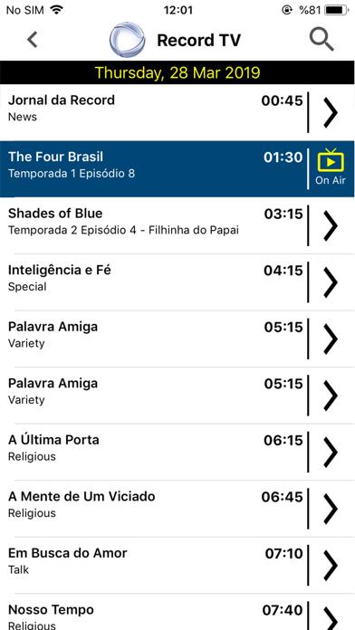Foto do TV Brasil Programação