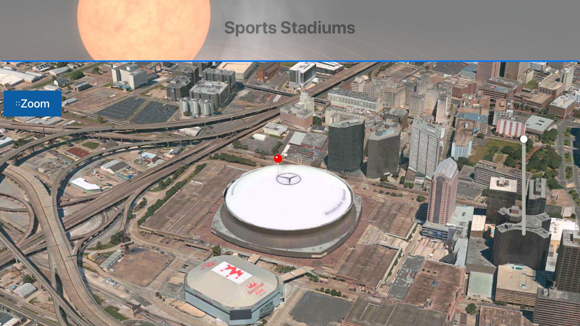 Sport Stadiums Pro - 3D Cities screenshot 26