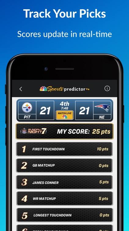 NBC Sports Predictor screenshot-4
