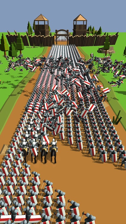 Horseman Rush 3D screenshot-8