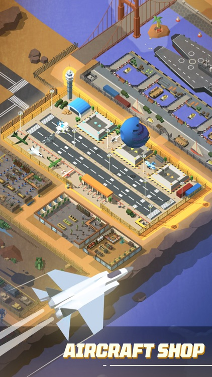 Idle Arms Dealer Tycoon screenshot-5
