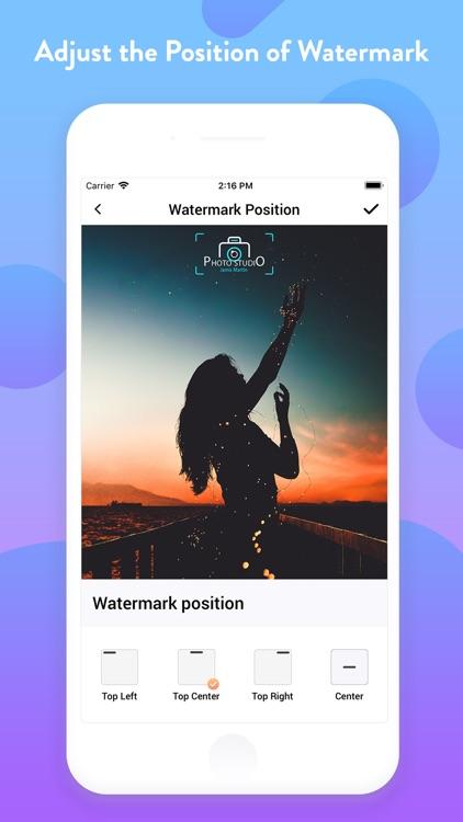 Add Logo Watermark on Photos screenshot-7