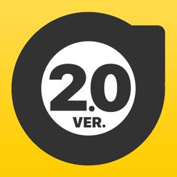 Ícone do app Ruler - régua