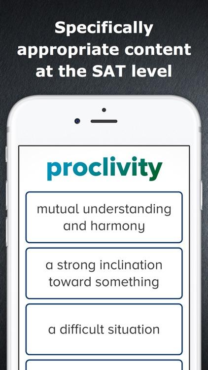 SAT Vocabulary Challenge! screenshot-3