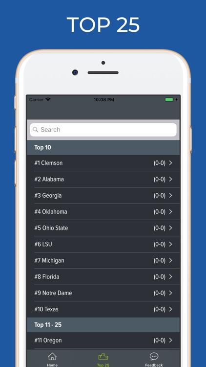 East Carolina Football App screenshot-4