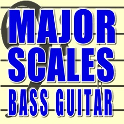 Major Scales Bass Guitar