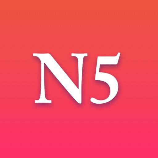 无忧日语 N5 - JLPT日语能力考试突破 icon
