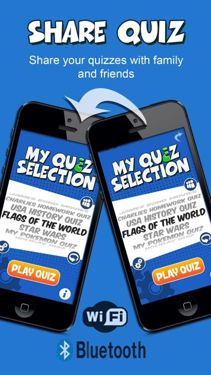 Quiz Maker - Make Quizzes screenshot-4