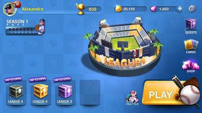 Baseball Clash: Real-time game screenshot 6