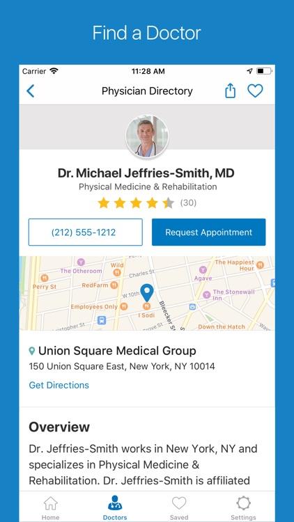 WebMD: Symptoms, Doctors, & Rx screenshot-3