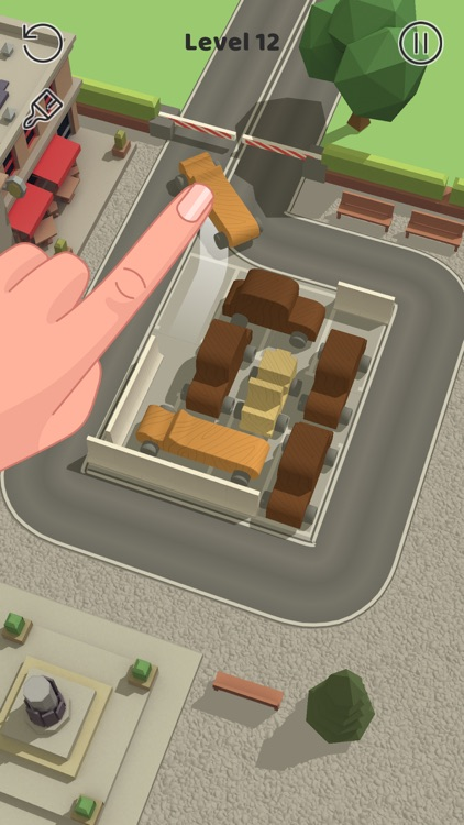 Parking Jam 3D screenshot-3
