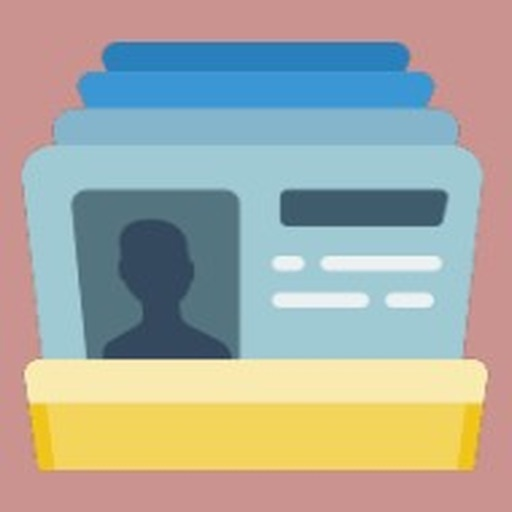 Make Visiting Cards icon