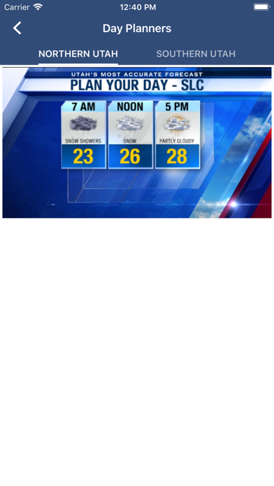 ABC4 Weatherのおすすめ画像4