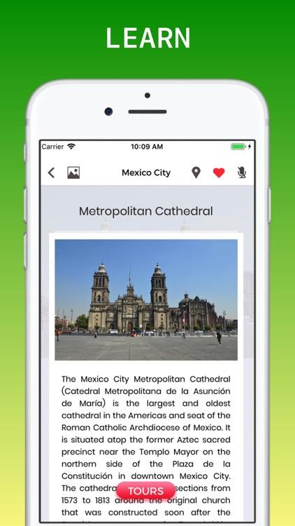 Mexico City Travel Guide & Map screenshot-4