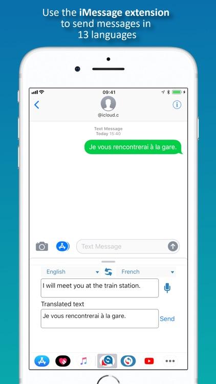 Voice Translator - Reverso screenshot-5