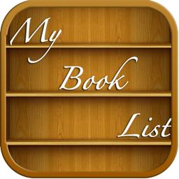 Ícone do app My Book List - Barcode Scanner