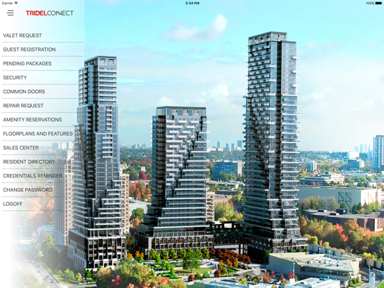 Tridel Connect screenshot 13
