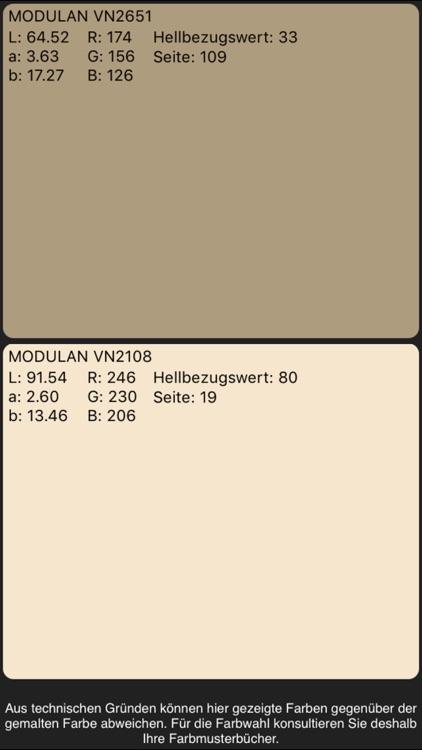 MODULAN – Farbberater screenshot-3