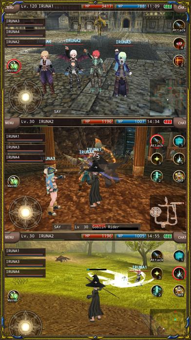 RPG IRUNA Online MMORPG free Coins hack