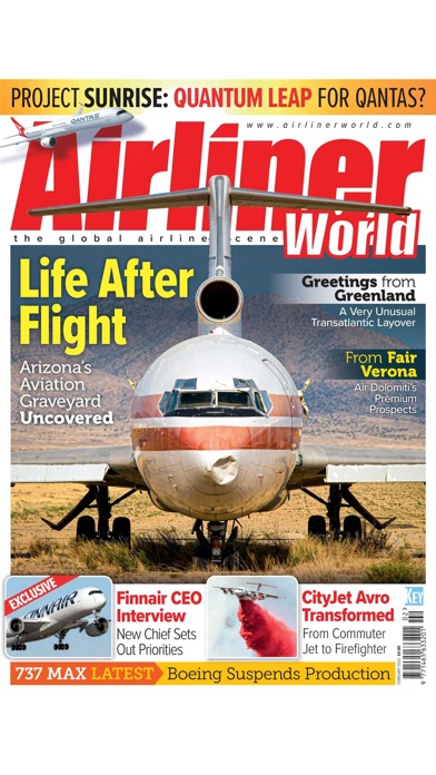 download Airliner World Magazine indir ücretsiz - windows 8 , 7 veya 10 and Mac Download now