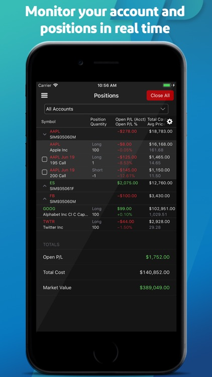 TradeStation - Trade & Invest screenshot-6