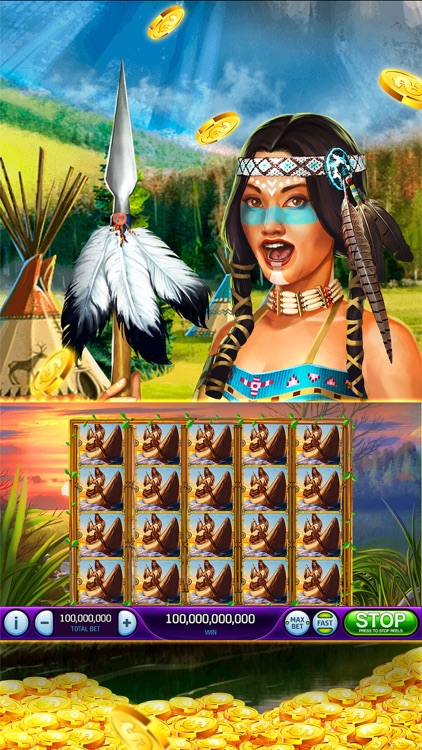 Slots Spin Rich ™ Casino Games screenshot-4