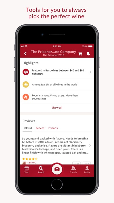 Vivino: Buy the Right Wine ScreenShot5