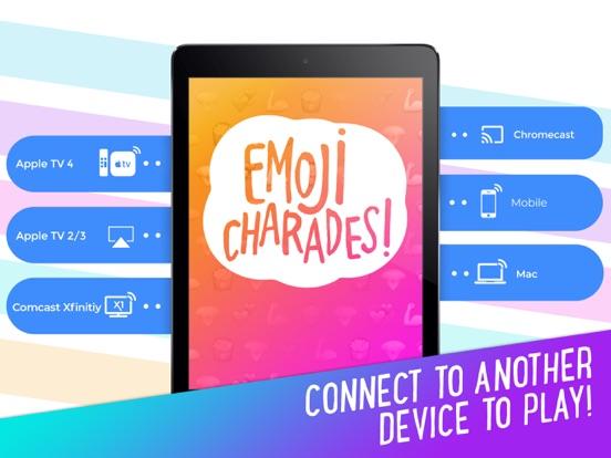 Emoji Charades screenshot