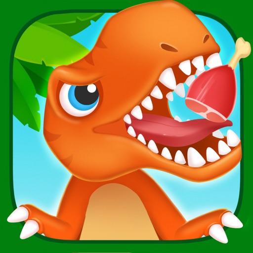 Dinosaur Games Car Drive