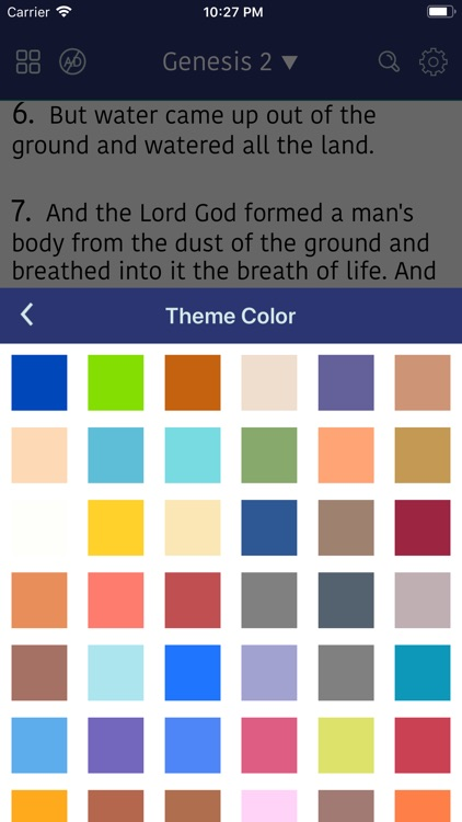 Biblia de Jerusalén Católica screenshot-6