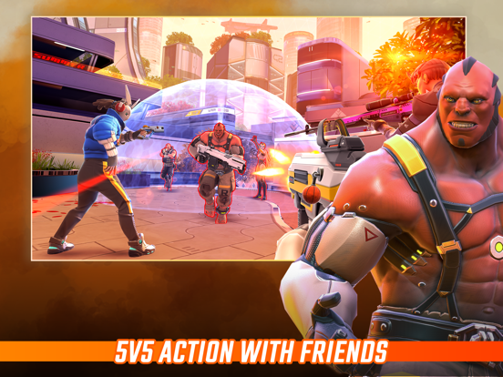 Shadowgun War Games - PvP FPS screenshot 10