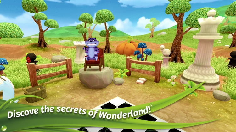 Alice in Wonderland AR quest screenshot-3