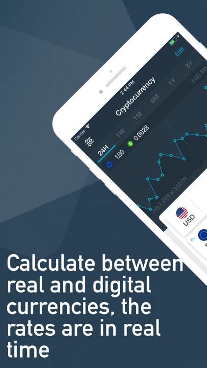 CryptoCurrency - Converter screenshot-0