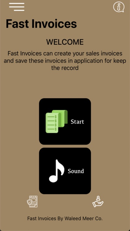 Fast Invoices