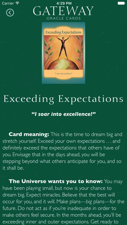 The Gateway Oracle Cards screenshot-4