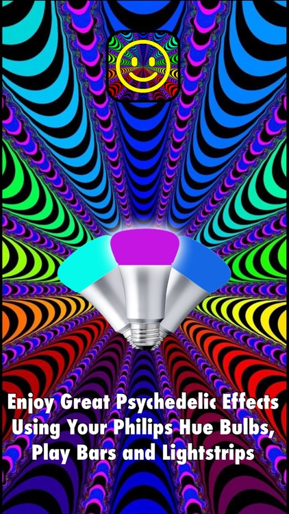 Hue Psychedelic: Strobe Lights