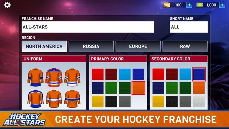 Hockey All Stars screenshot-3