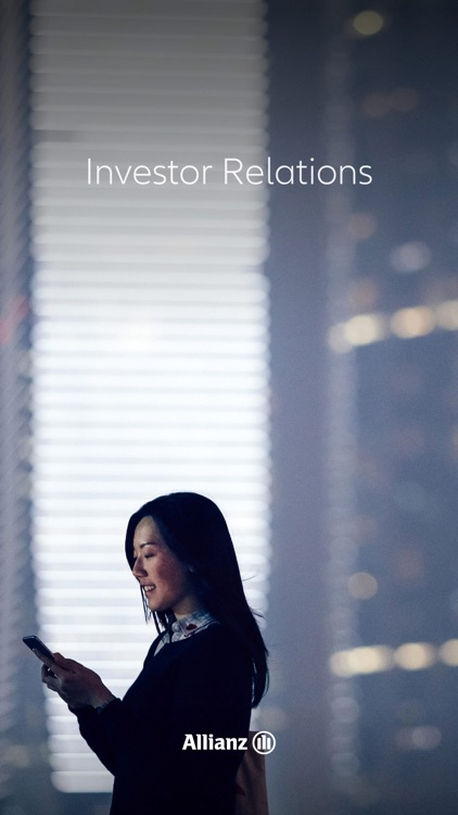 Allianz Investor Relations