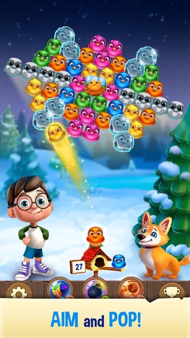 Bubble Birds V - Shooter screenshot 2