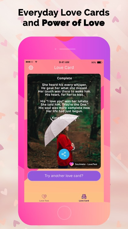 Soulmate-Love Test screenshot-5