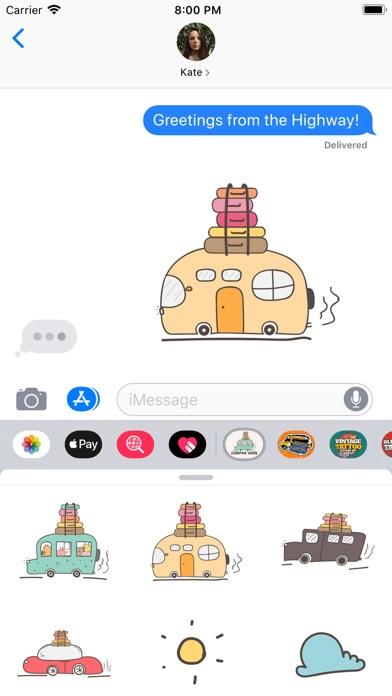 Camper Vans Mix screenshot 1