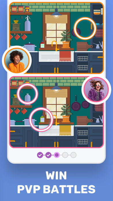 Panda Quest - Find Differences på PC