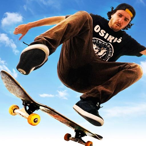 Skateboard Party: 3 iOS App