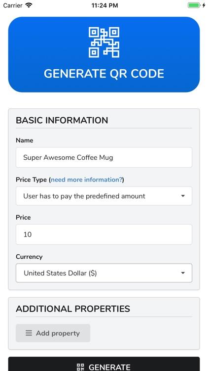 Instavia Merchant screenshot-6