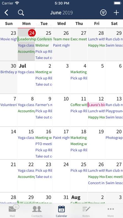Screenshot #3 pour Fastmail – Email & Calendar