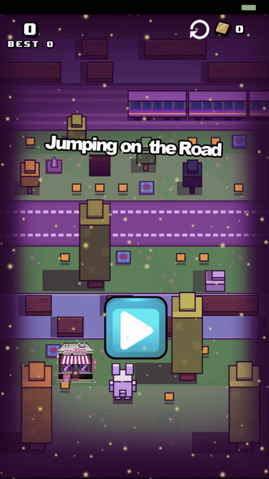 Jumping on the Road screenshot #1
