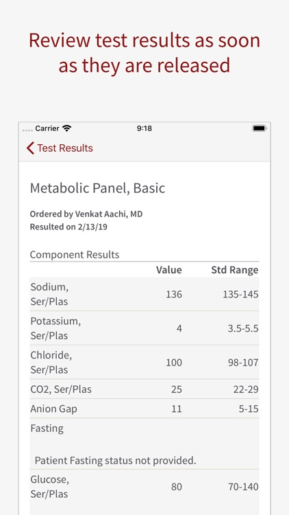 Stanford Health Care MyHealth screenshot-5