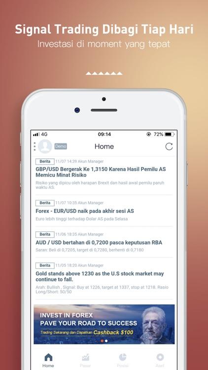 Hanson Forex Trader screenshot-5