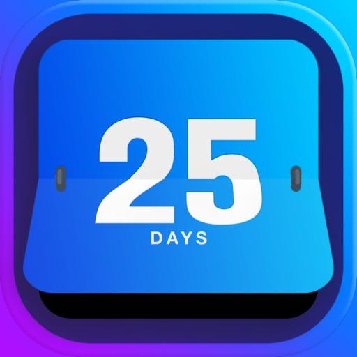 Countdown Reminder, Widget App