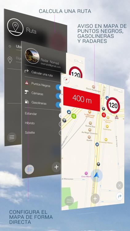 Radar Nomad screenshot-3